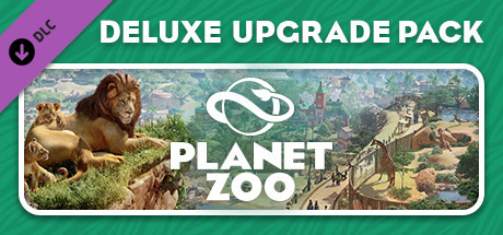 Planet Zoo: Deluxe Upgrade Pack