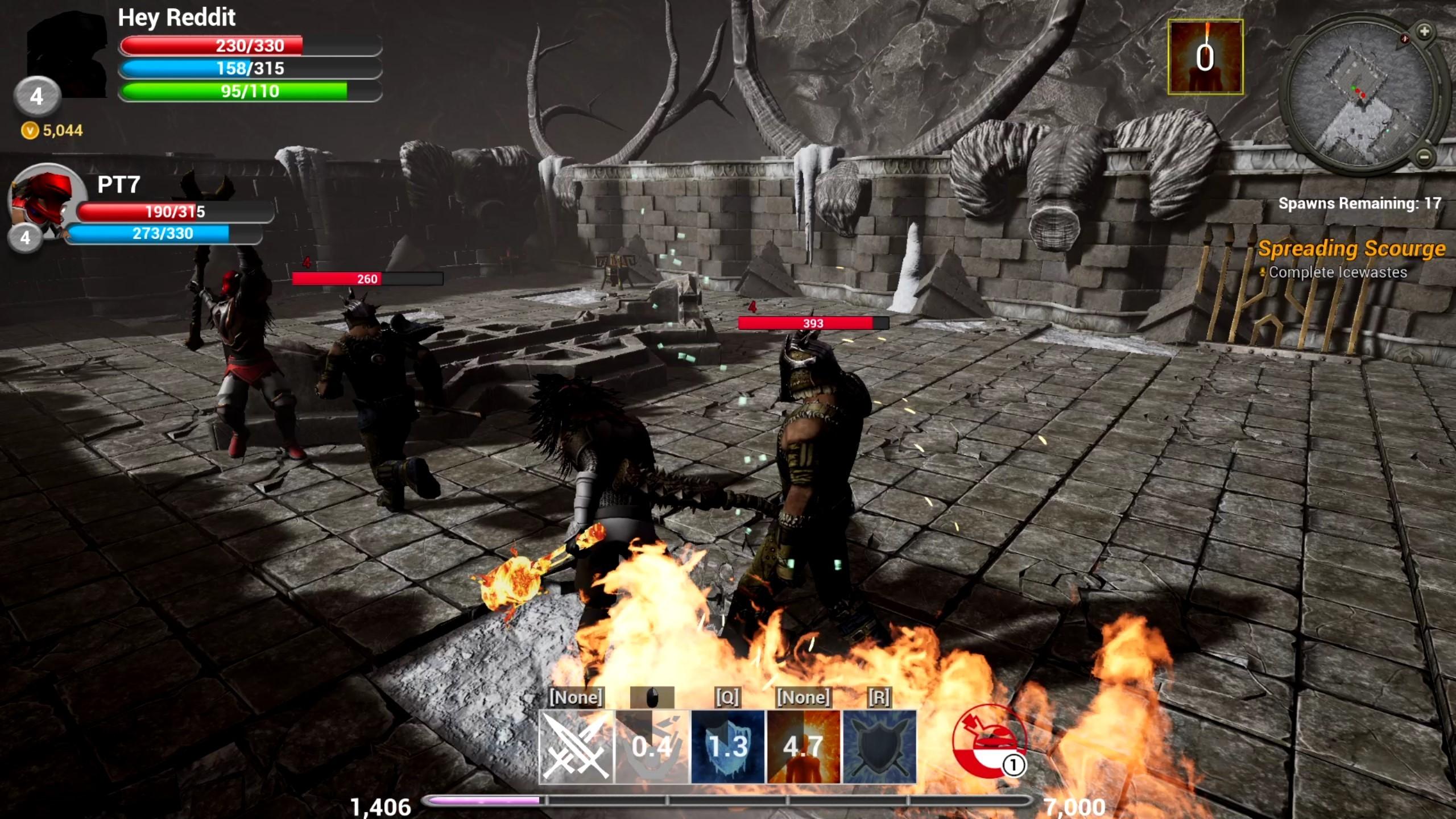 Rune Knights screenshot