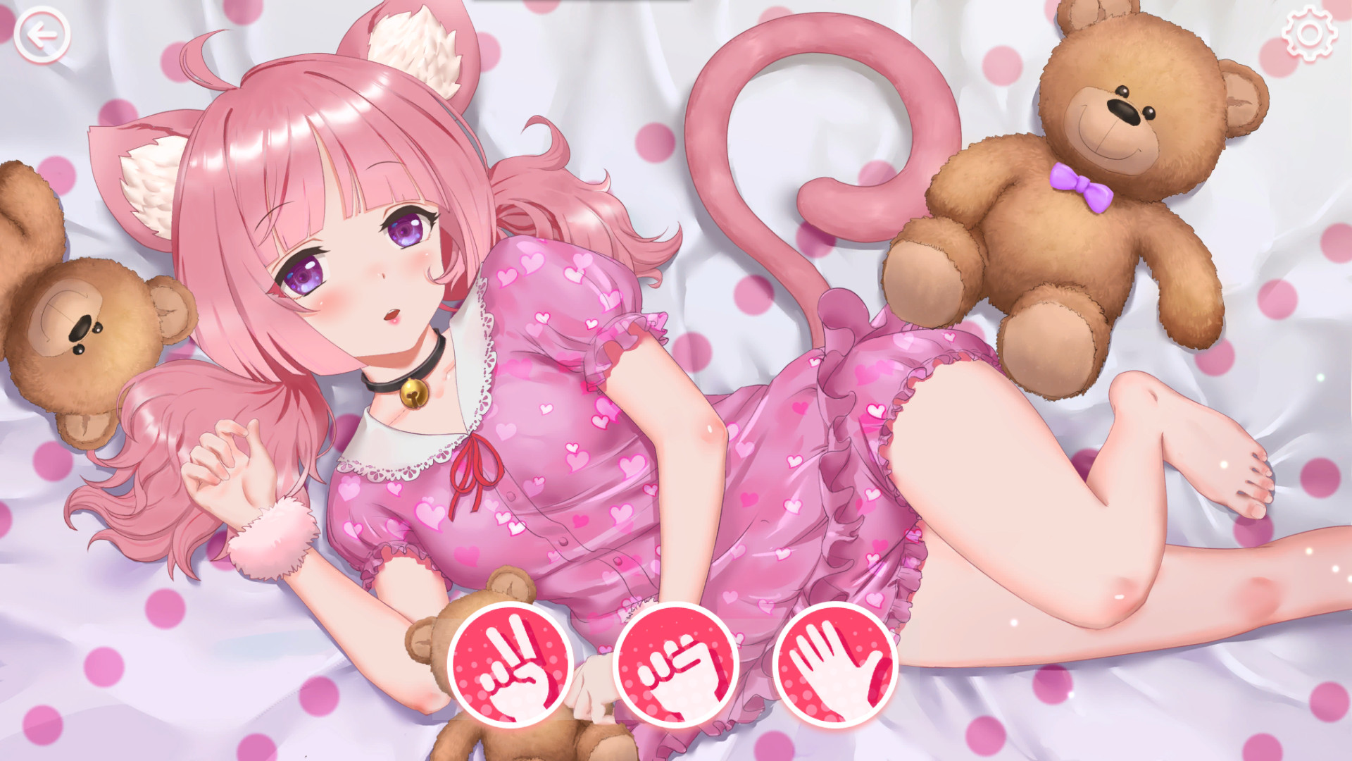 Miss Neko screenshot