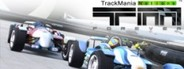 Logo for TrackMania Nations Forever