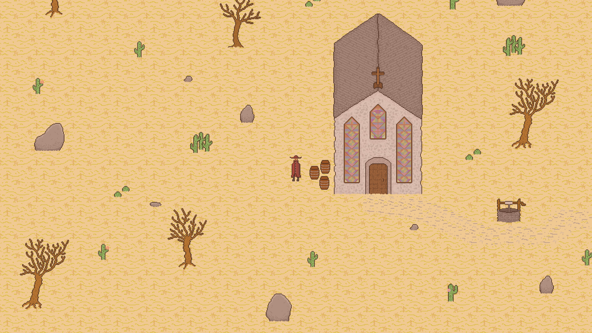 Desert Of The Dead screenshot
