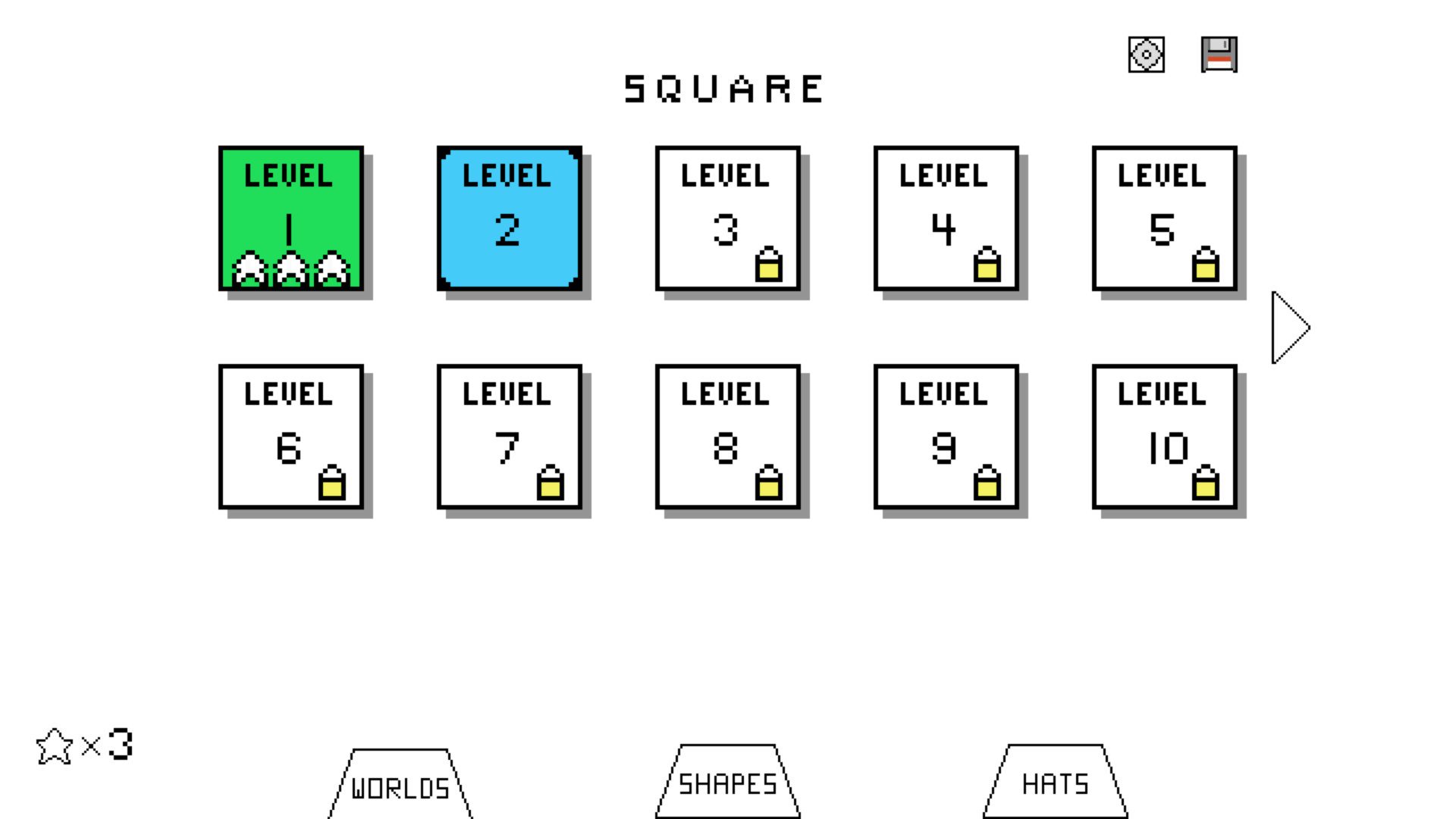Square Norm screenshot