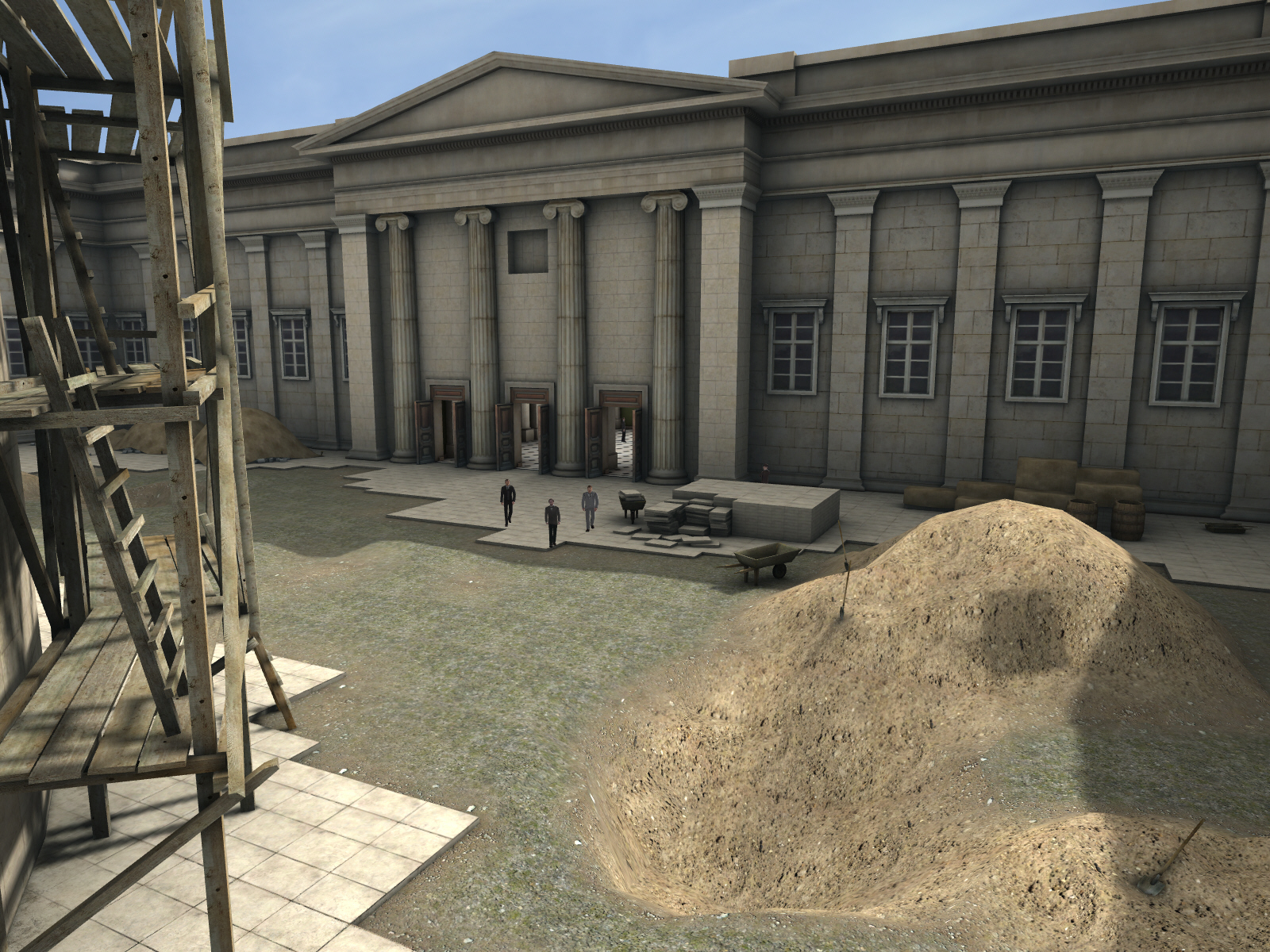 Sherlock Holmes - Nemesis screenshot