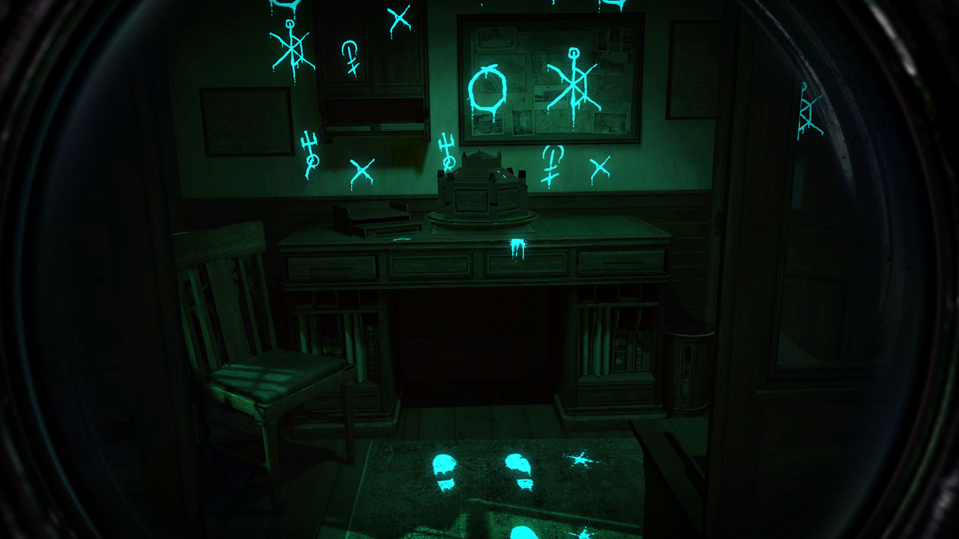 The Room VR: A Dark Matter screenshot