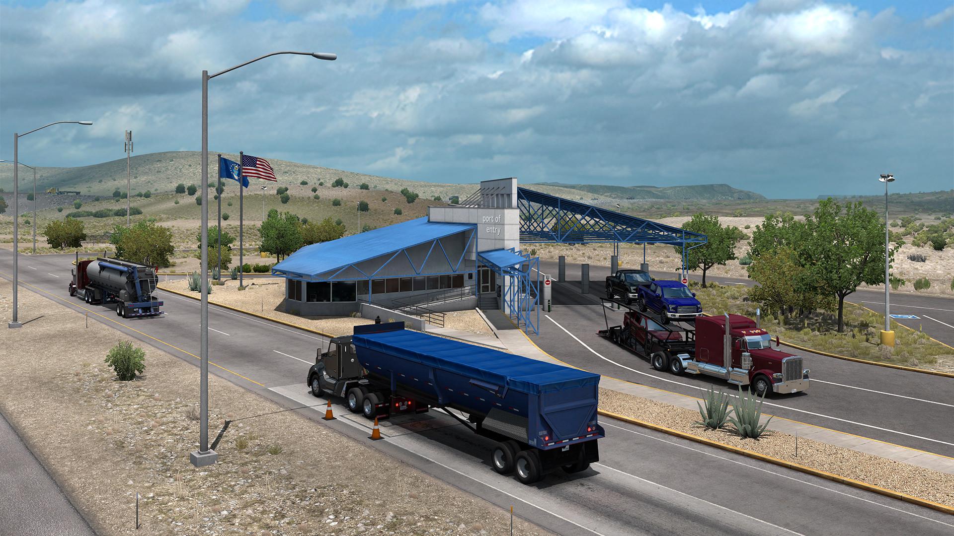 American Truck Simulator - Utah screenshot