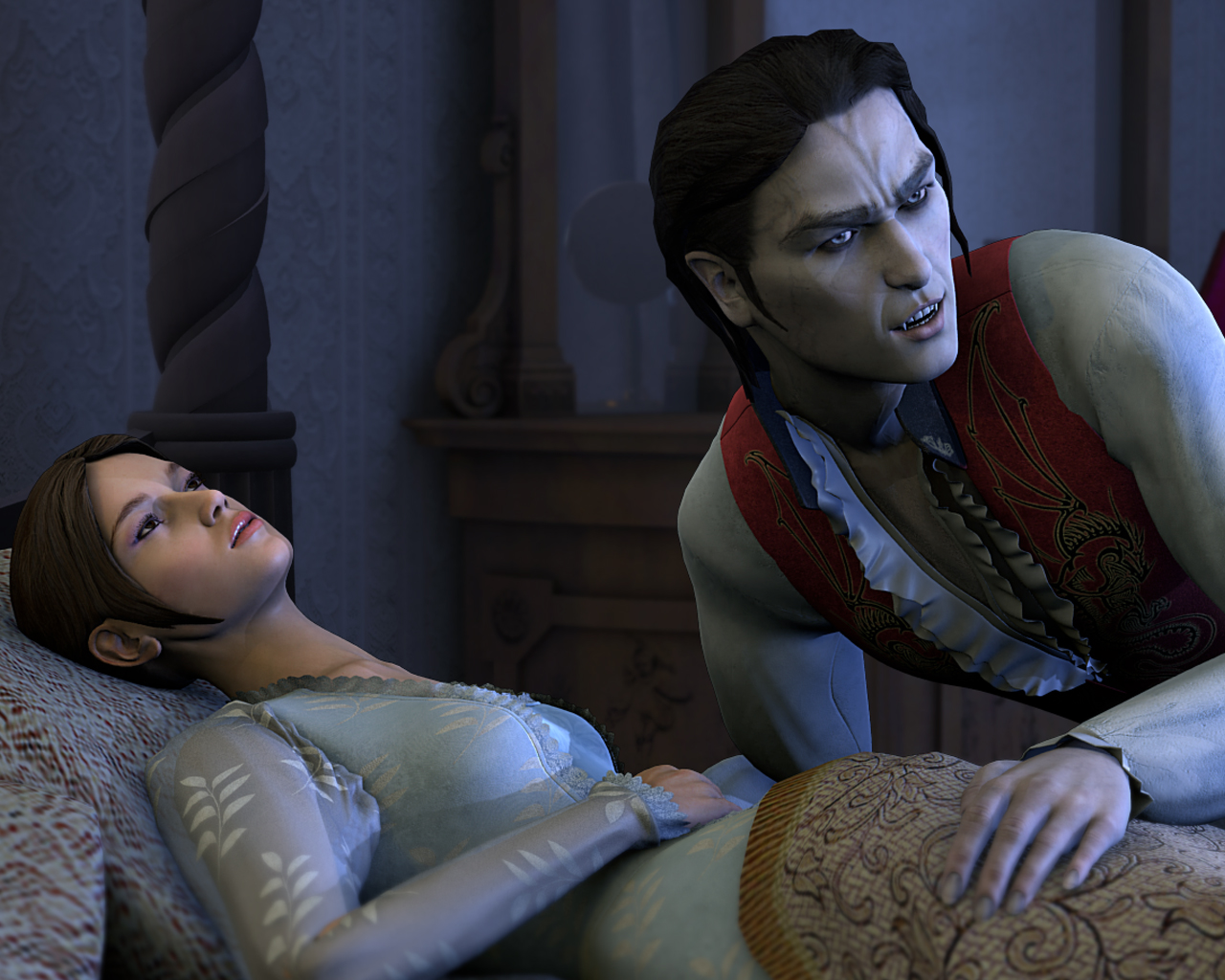 Dracula: Origin screenshot