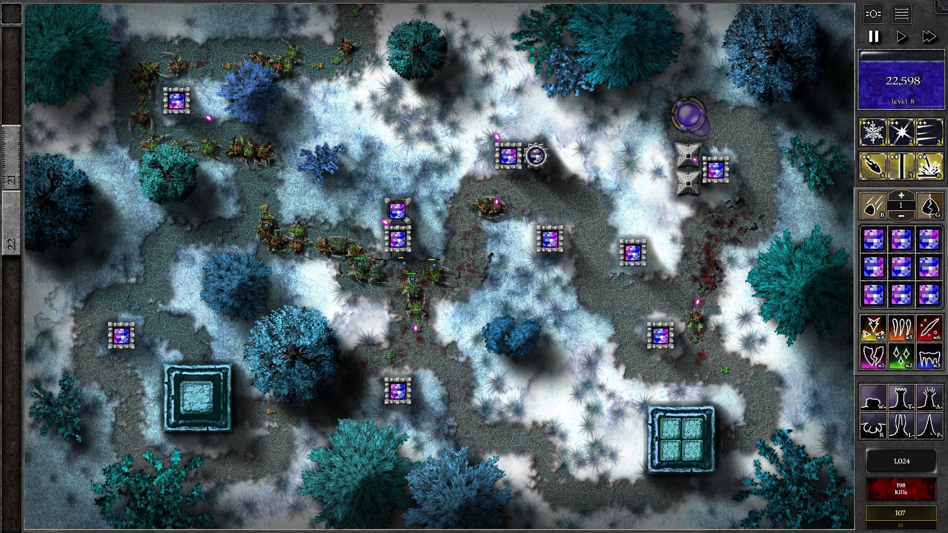 GemCraft - Frostborn Wrath screenshot