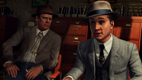 L.A.NOIRE COMPLETE EDITION Torrent