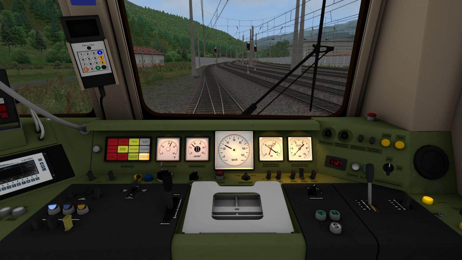 Train Simulator: ÖBB 5047 DMU Add-On screenshot