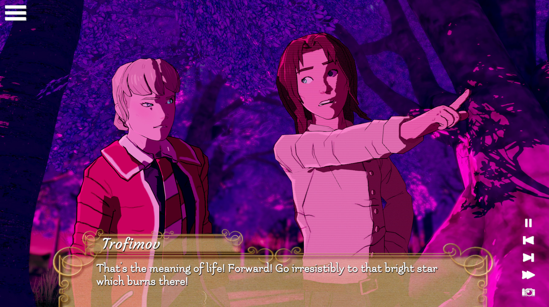 The Cherry Orchard screenshot