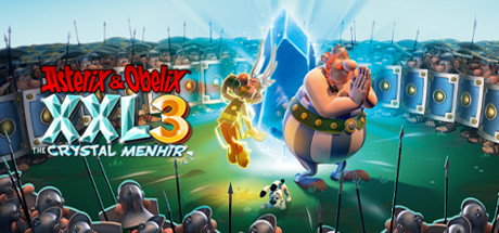 Allgamedeals.com - Asterix & Obelix XXL 3  - The Crystal Menhir - STEAM