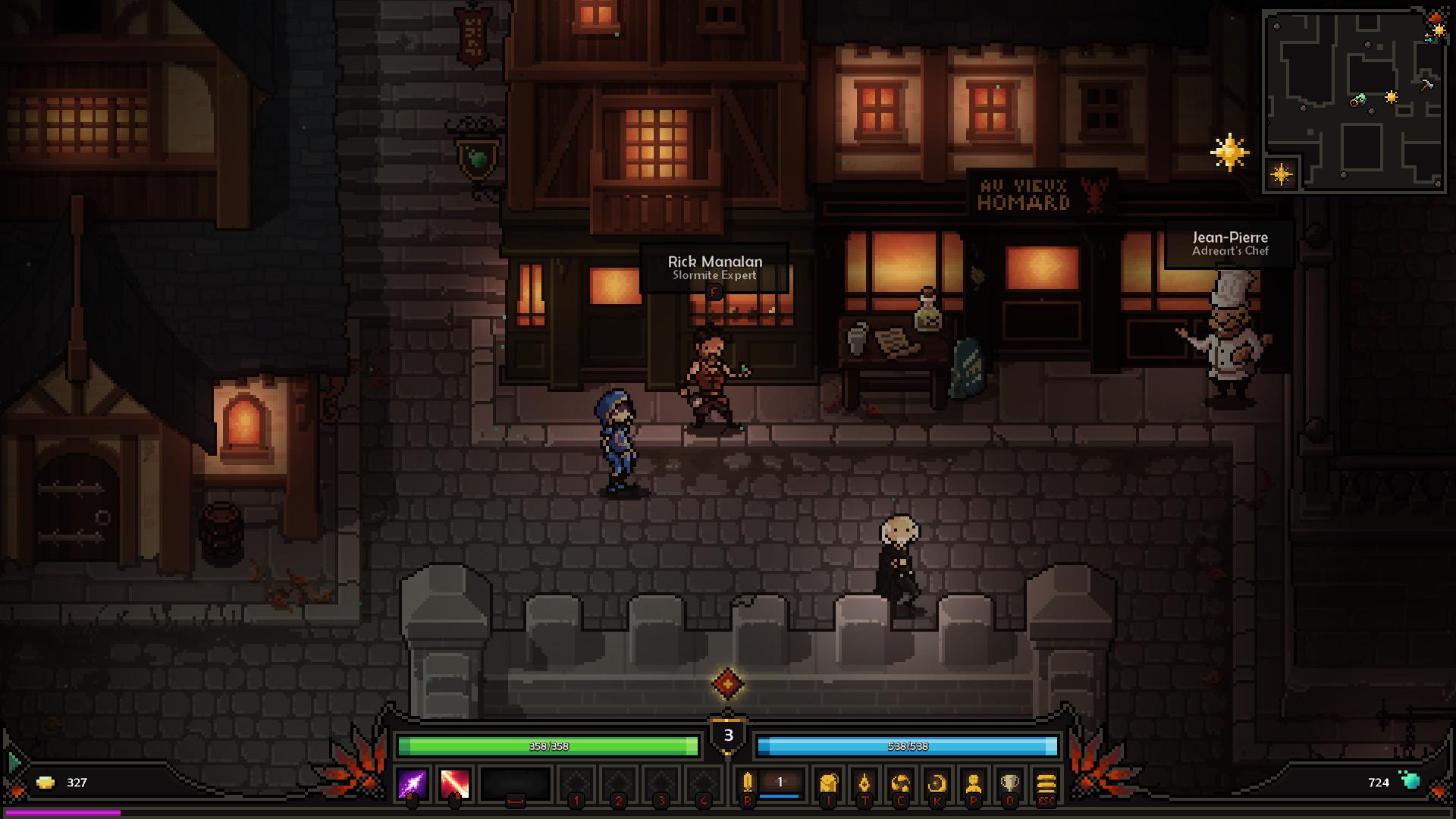 The Slormancer - Original Soundtrack screenshot