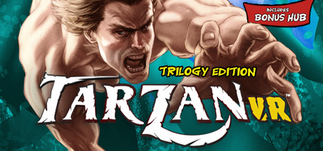 Tarzan VR  Issue #1 - THE GREAT APE