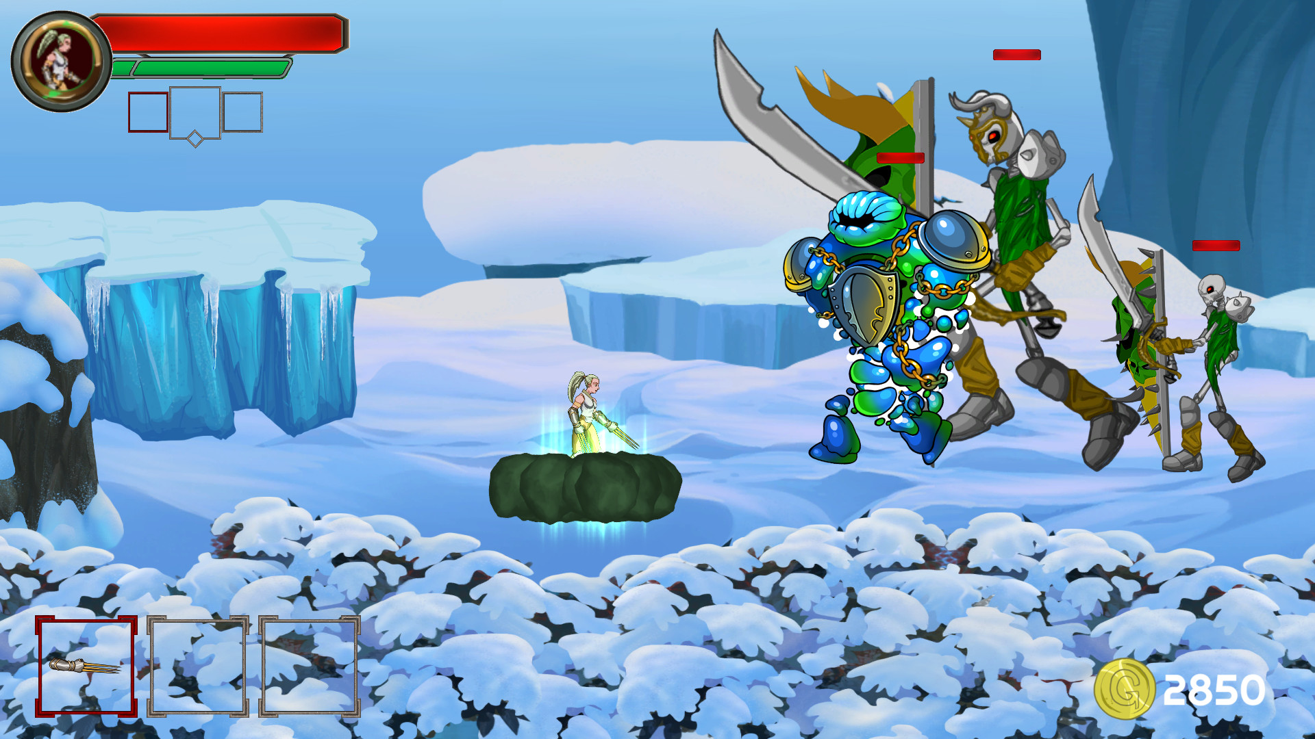 Rize of the Summonds screenshot