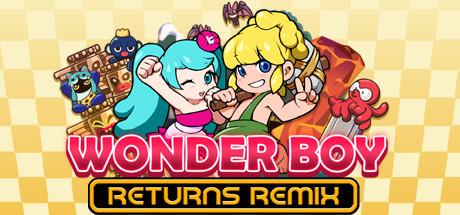 Wonder Boy Returns Remix