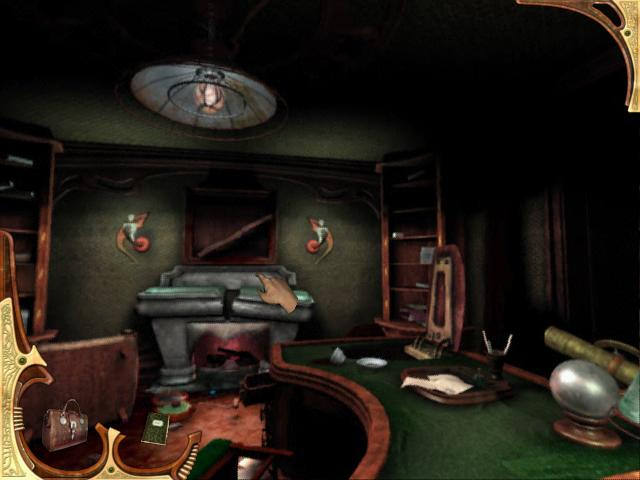 Sherlock Holmes: The Mystery of the Mummy screenshot