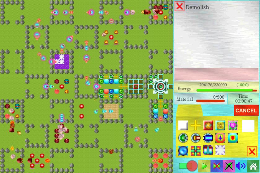 TerTD screenshot