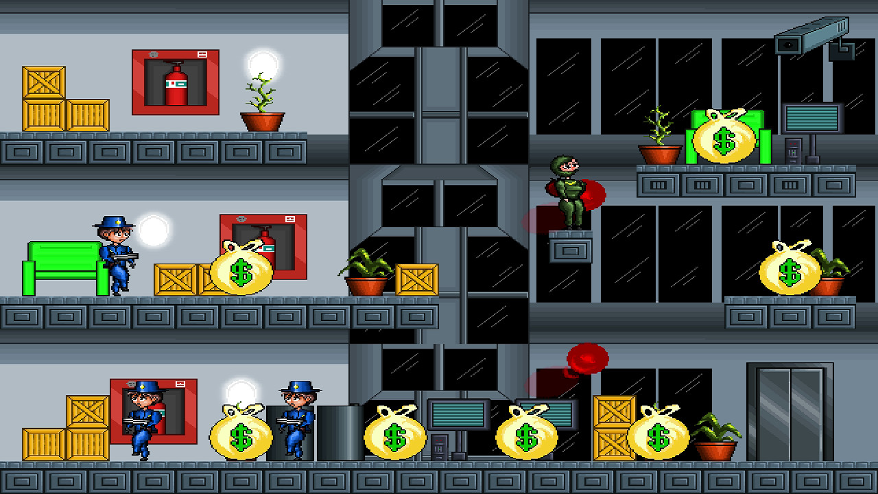 Jaxon The Thief screenshot