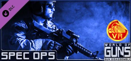 World of Guns VR: Spec Ops Pack
