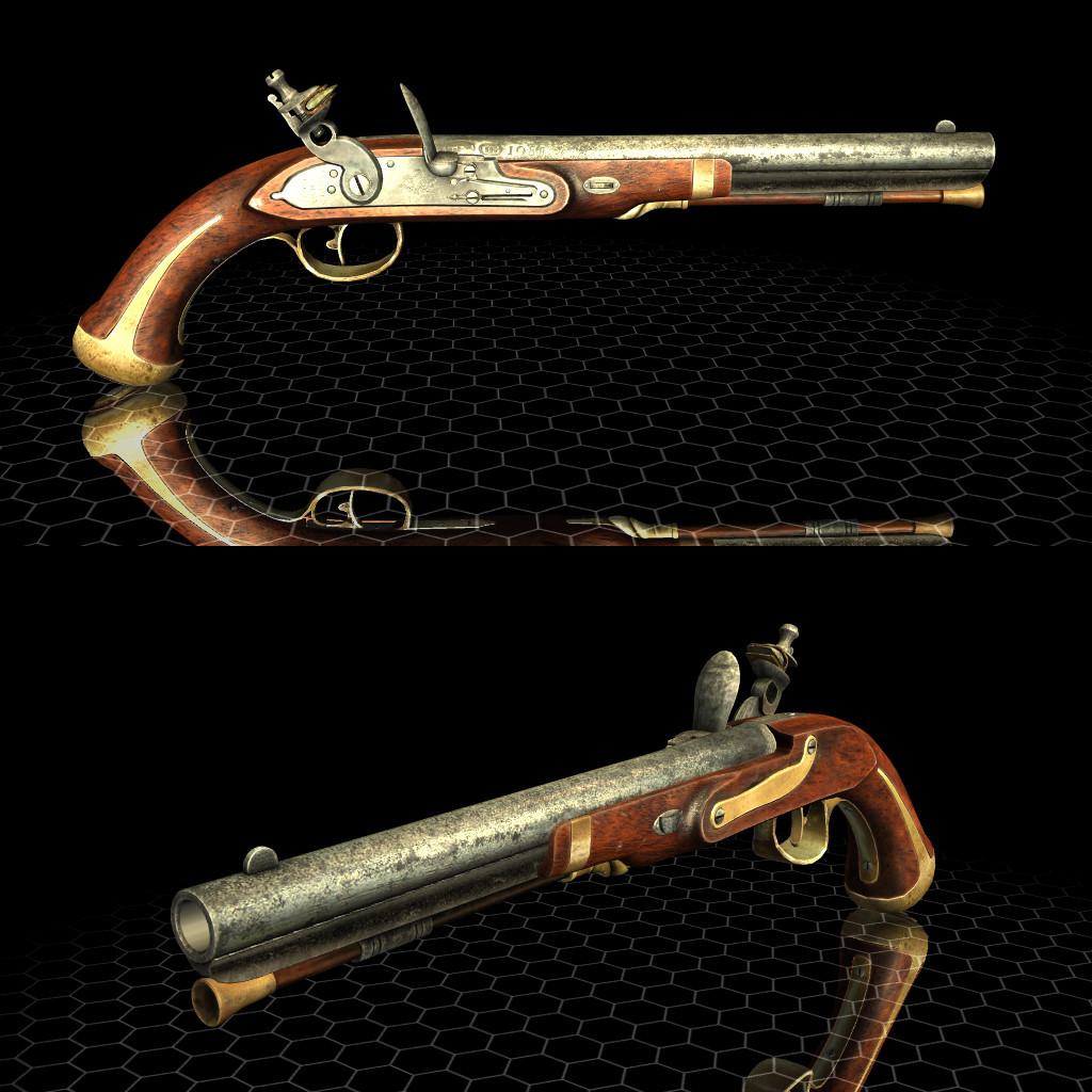 World of Guns VR: U.S.A. Guns Pack #1 screenshot