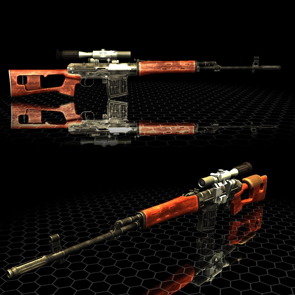 World of Guns VR: USSR Guns Pack #1 screenshot