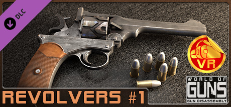 World of Guns VR: Revolver Pack #1