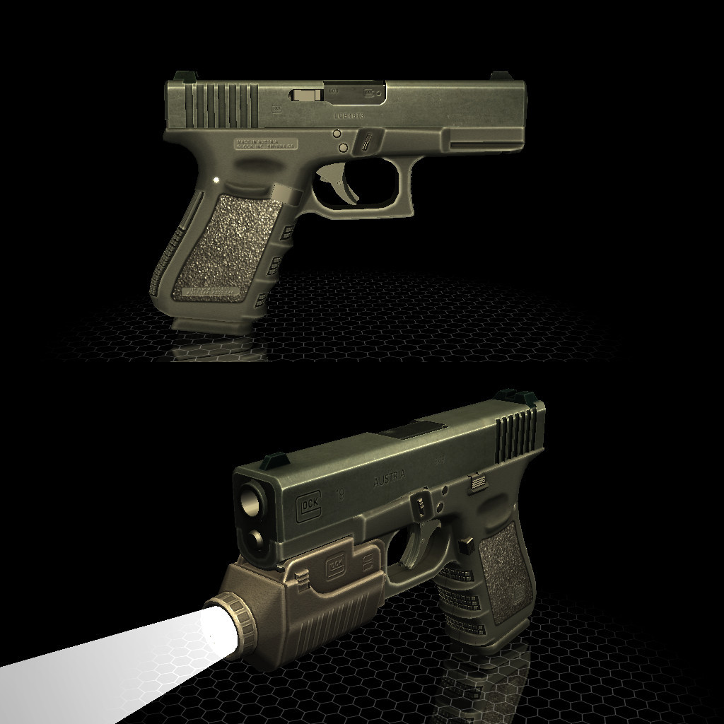 World of Guns VR: Pistols Pack #1 screenshot