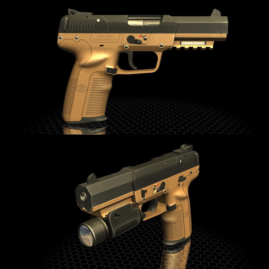 World of Guns VR: Pistols Pack #2 screenshot
