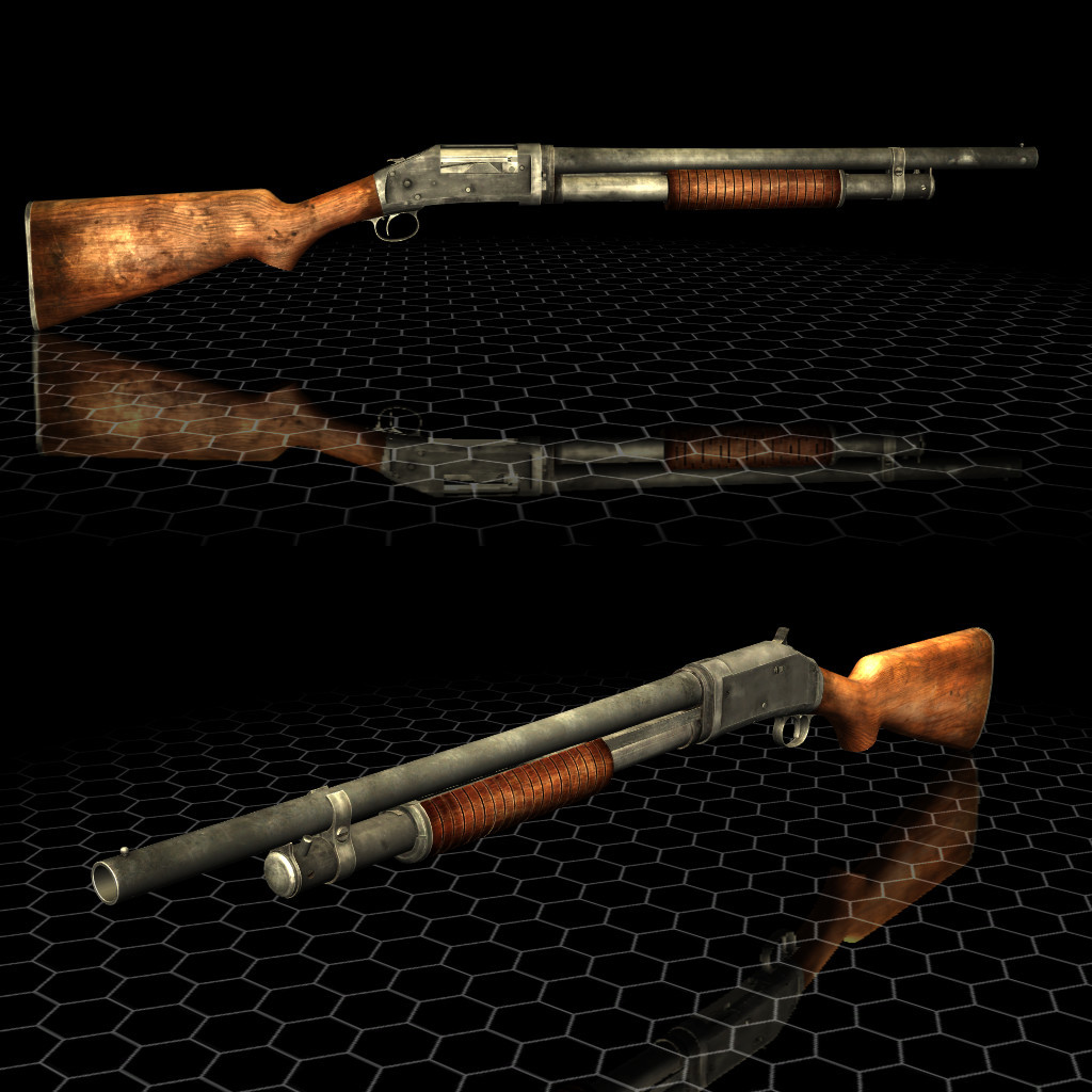 World of Guns VR: Shotguns Pack #1 screenshot