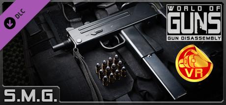 World of Guns VR: SMG Pack #1