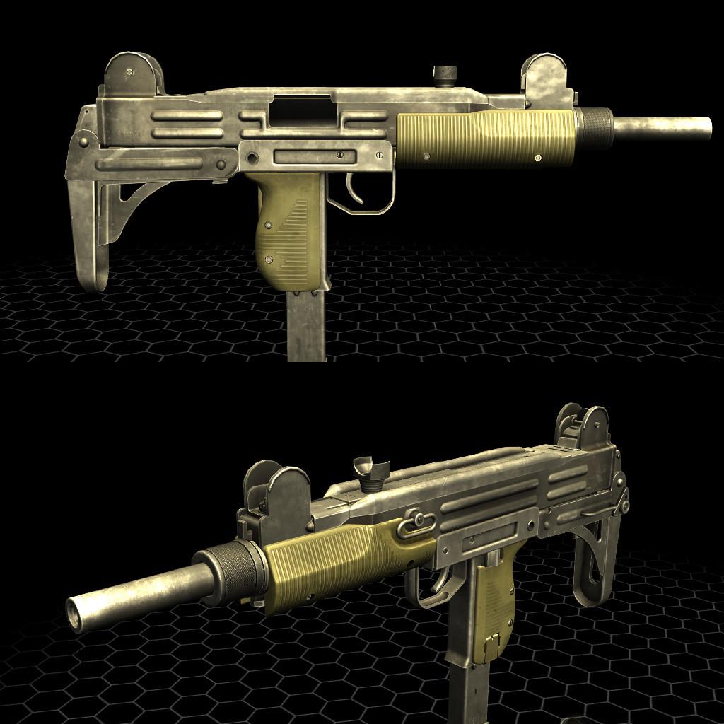 World of Guns VR: SMG Pack #1 screenshot