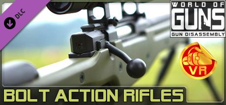 World of Guns VR: Bolt Action Rifles Pack #1