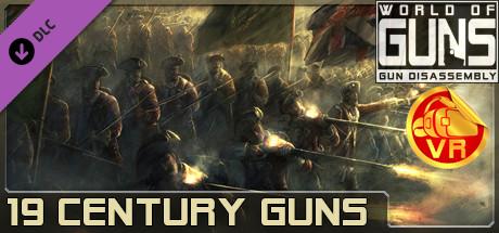 World of Guns VR: XIX Century Pack #1