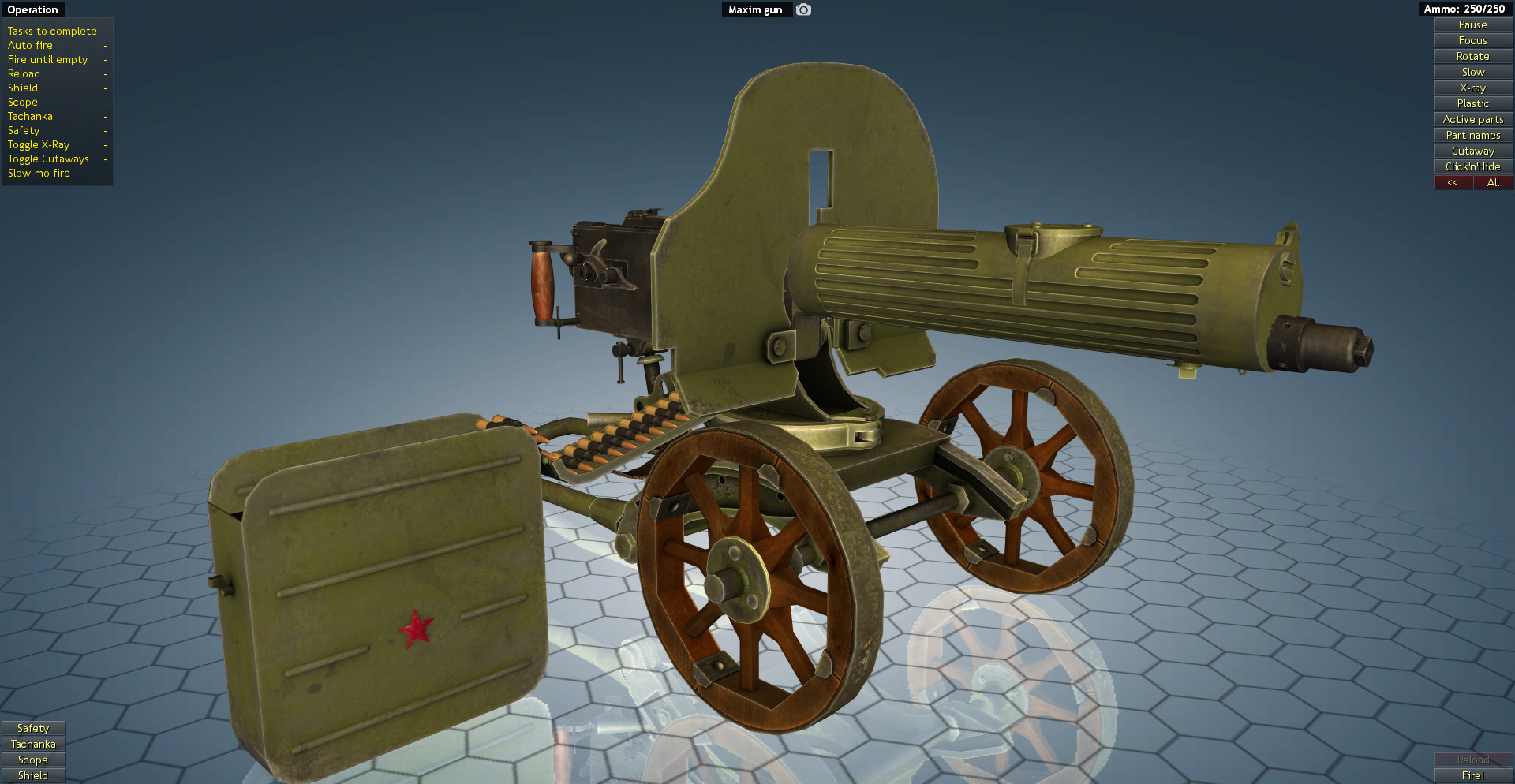 World of Guns VR: XIX Century Pack #1 screenshot