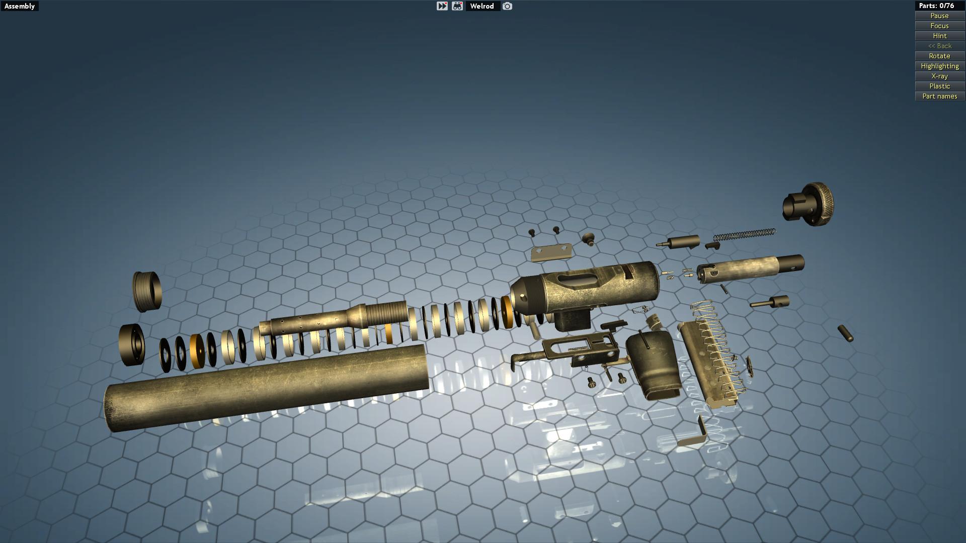 World of Guns VR: Suppressed Guns Pack #1 screenshot