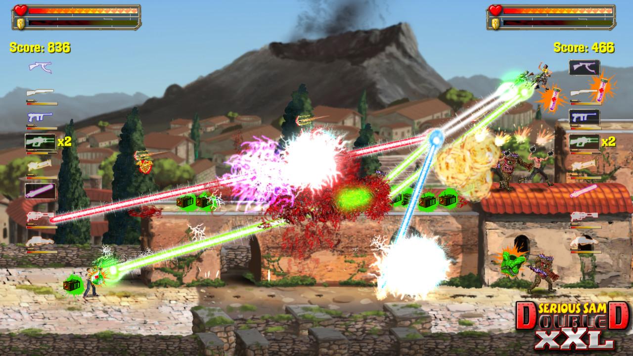 Serious Sam Double D XXL screenshot