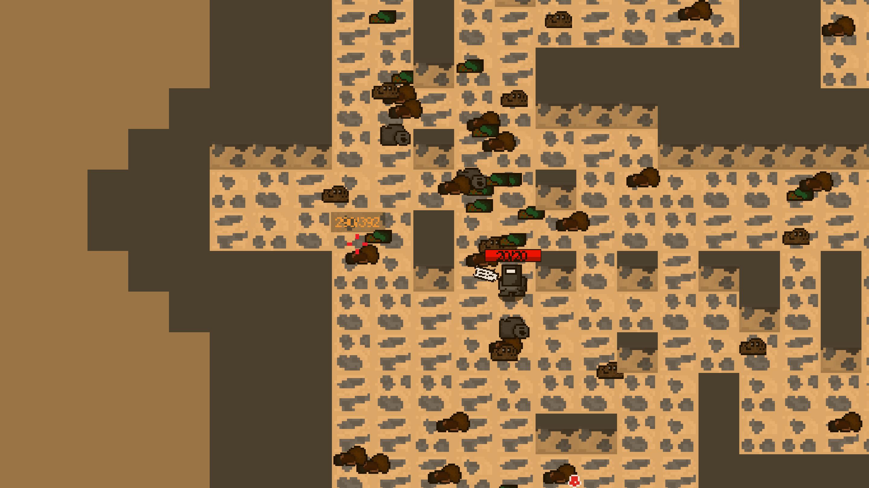 The Gun Knight screenshot