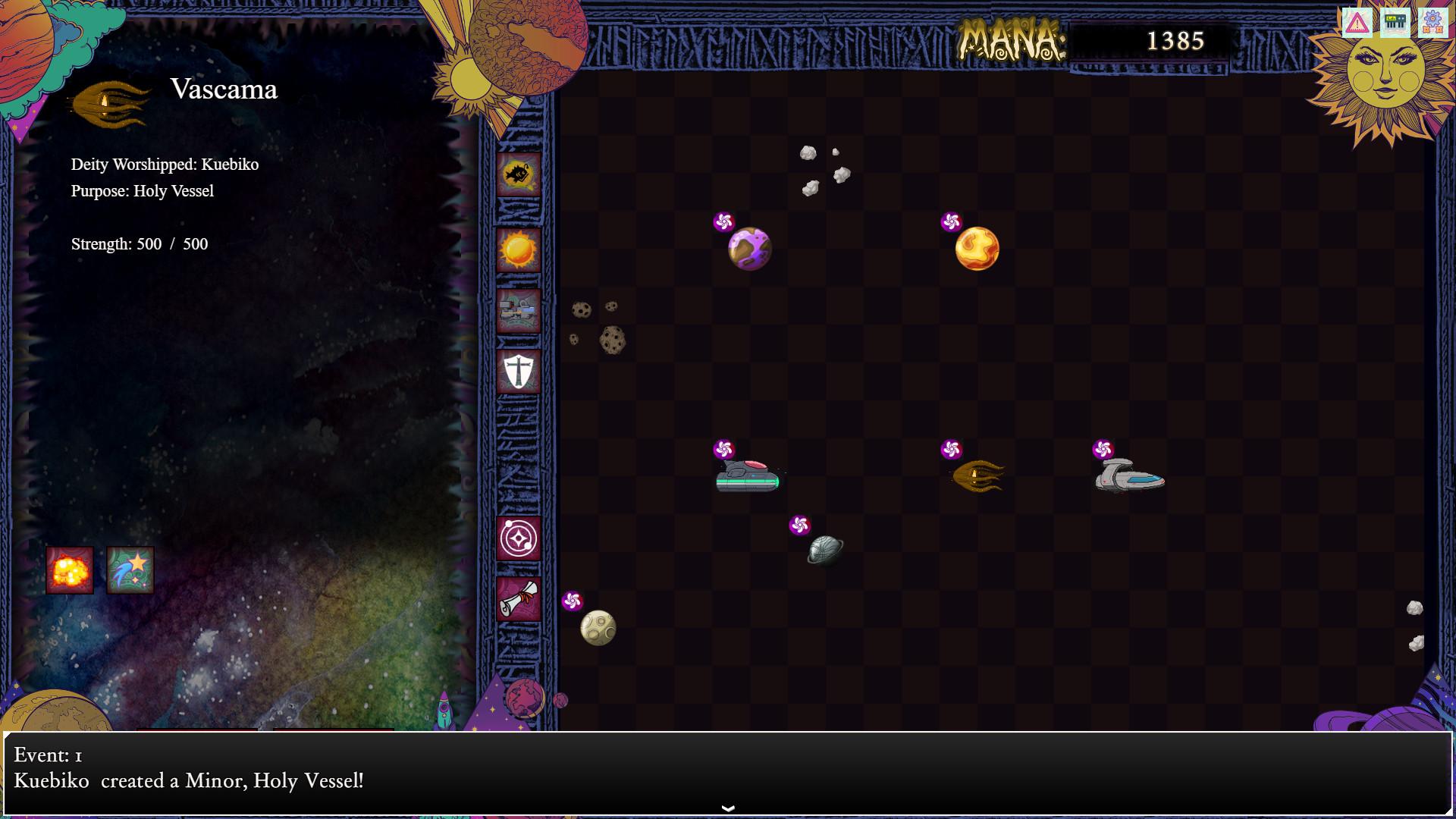Gods of Havoc: Into the Void screenshot
