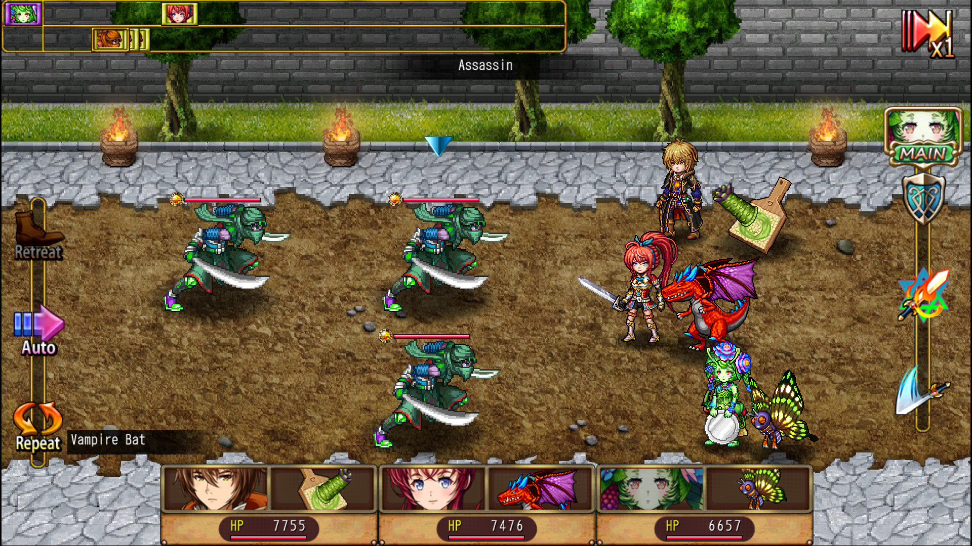 Wizards of Brandel screenshot