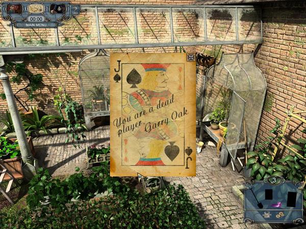 Sherlock Holmes: The Mystery of the Persian Carpet screenshot