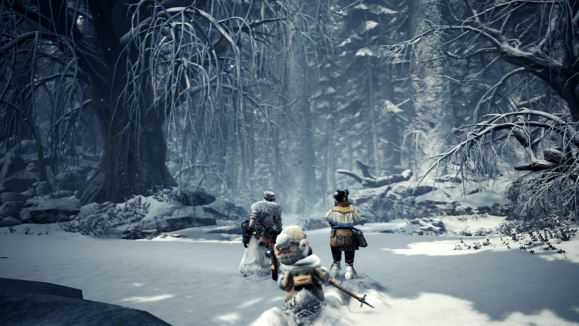 Monster Hunter World: Iceborne screenshot
