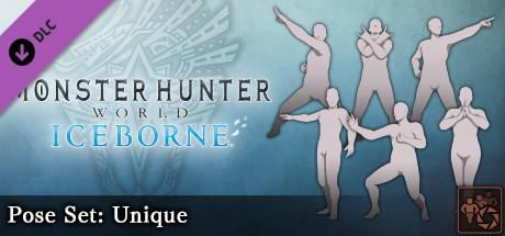 Monster Hunter: World - Pose Set: Unique