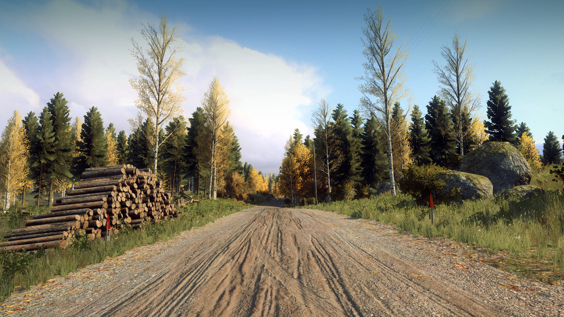 DiRT Rally 2.0 - Finland (Rally Location) screenshot