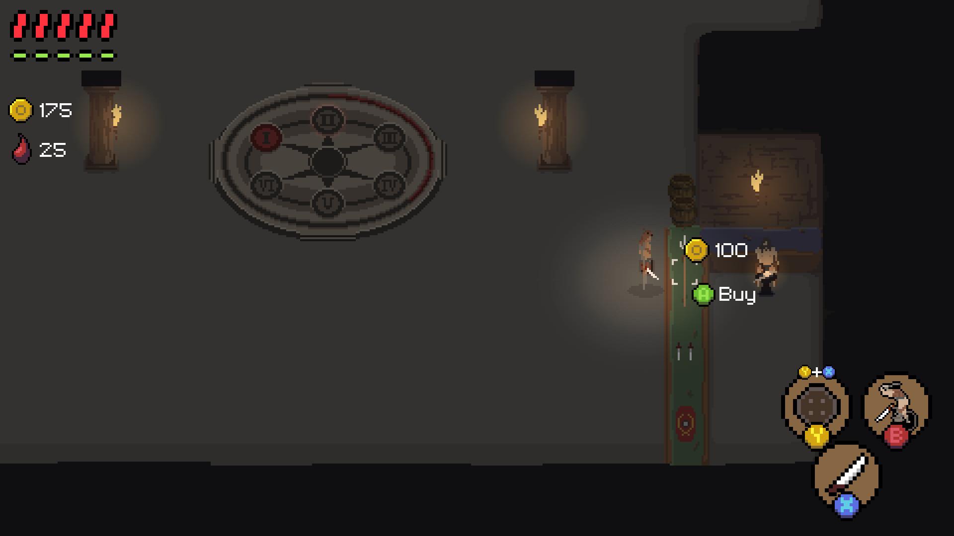 GLADIUM screenshot
