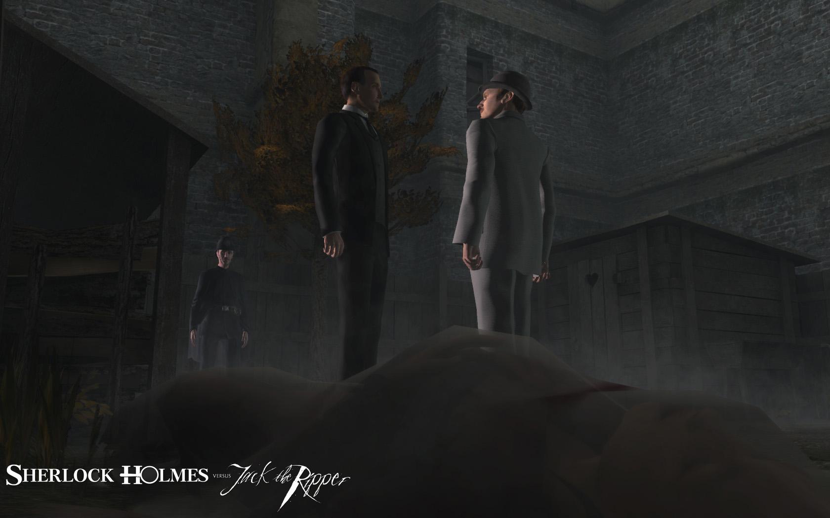 Sherlock Holmes versus Jack the Ripper screenshot