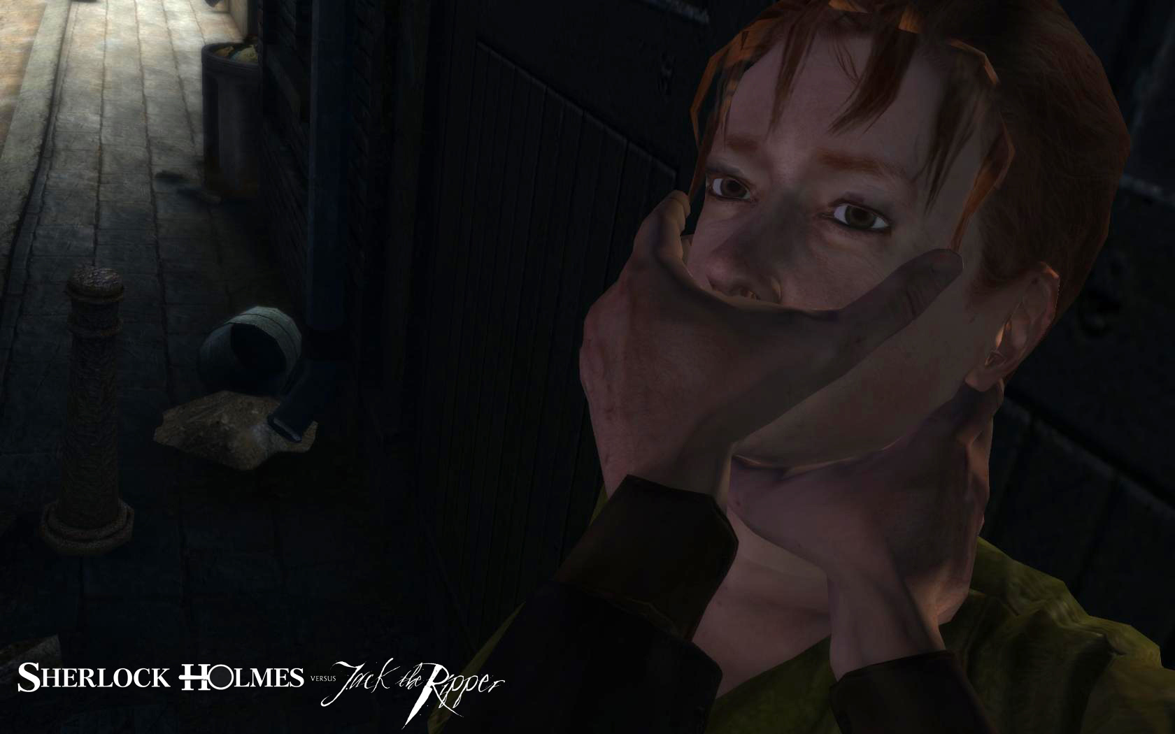 Sherlock Holmes versus Jack the Ripper screenshot