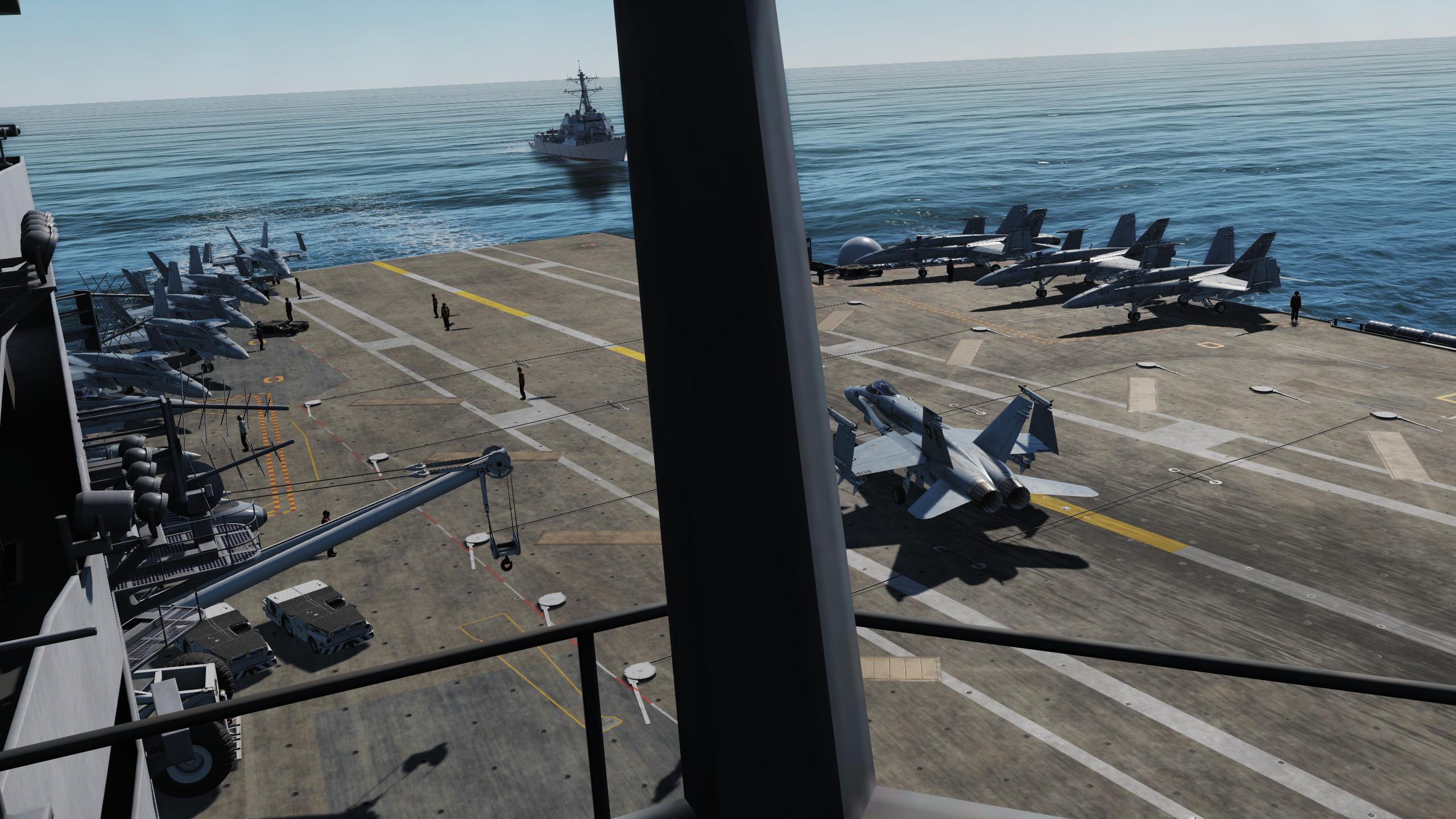 DCS: Supercarrier screenshot