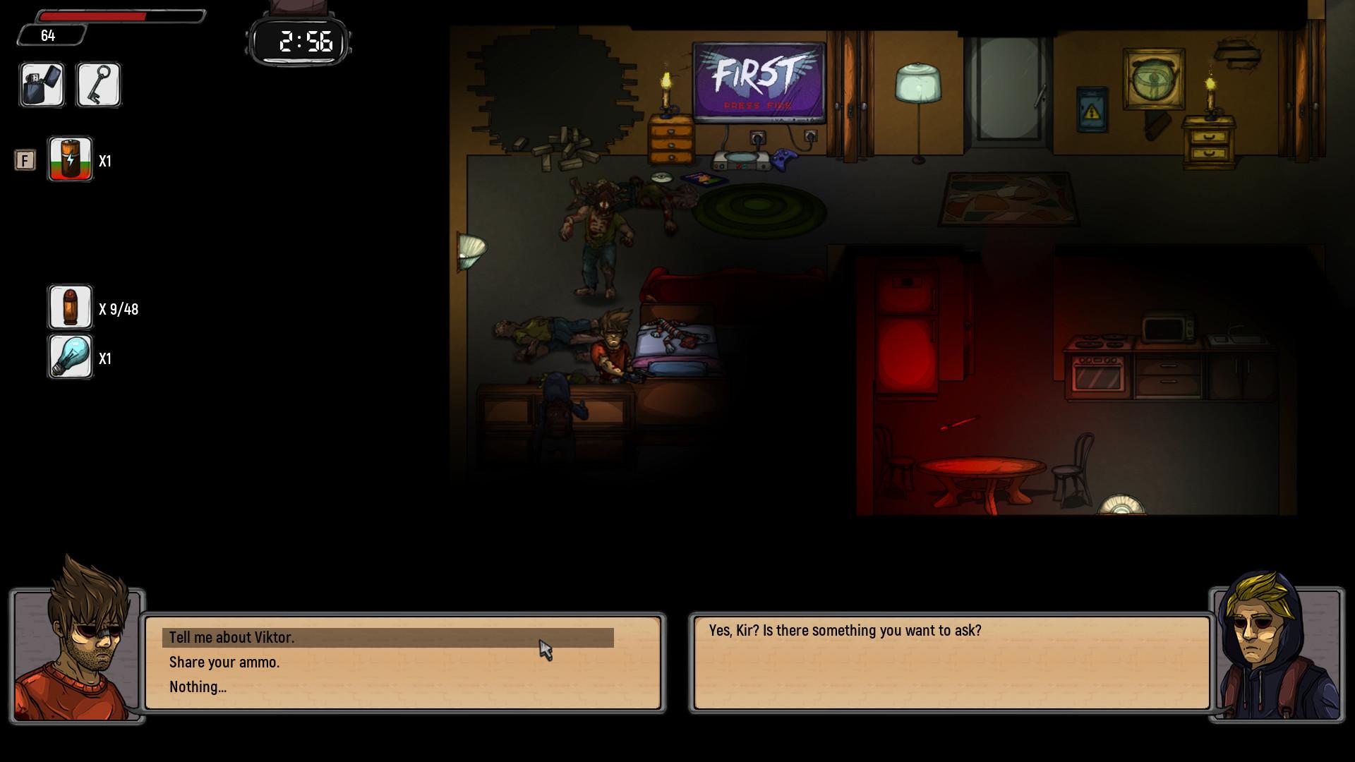 Knock Harder: Useless screenshot