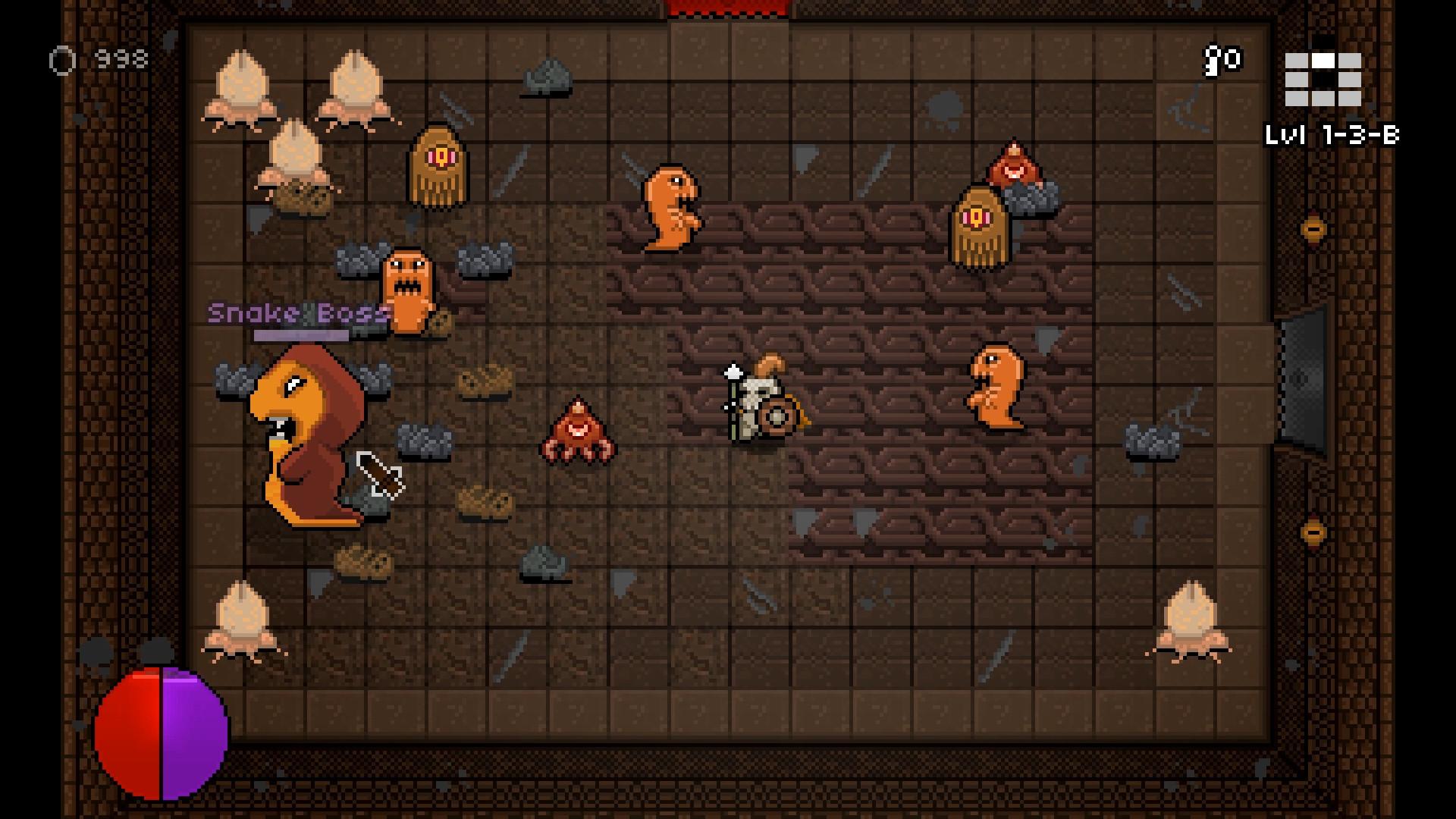 bit Dungeon screenshot