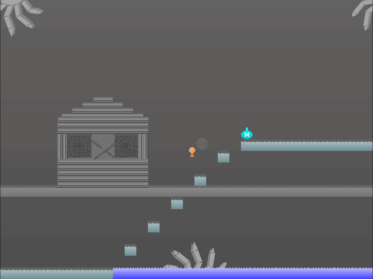 Alpha & Beta: Choose Difficulty screenshot